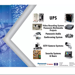 ups & security systems
