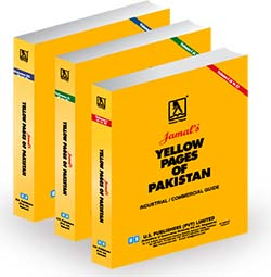Yellow Pages Of Pakistan 2019