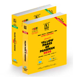 Yellow Pages Of Pakistan 2020