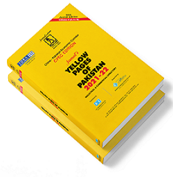 Yellow Pages Of Pakistan 2021