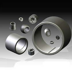 Carbon Graphite Bearings & Bushings