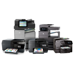 Printers, Scanners & Fax Machines